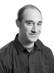 photo of professor Christopher Bergevin