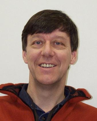 head shot of Professor Michael Arts