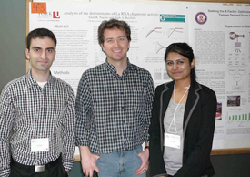picture of some of the people from the Bayfield Lab