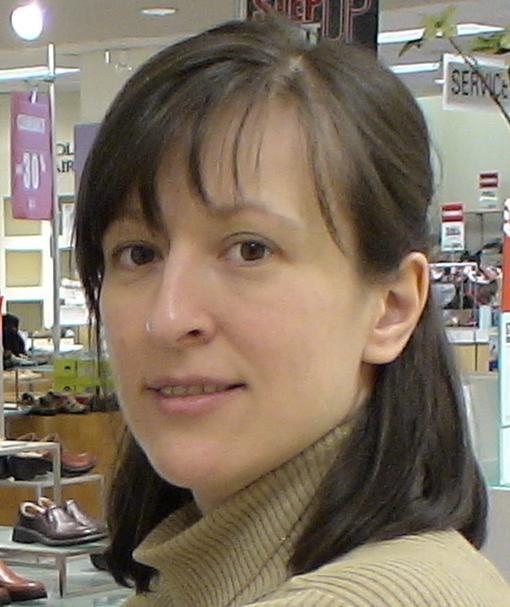 Professor Dasantila Golemi-Kotra headshot