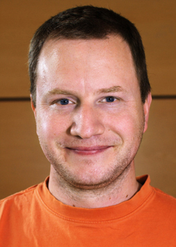 Professor Derek Wilson headshot
