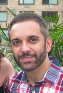 Professor Emanuel Rosonina headshort