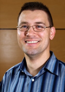 Professor Gerald Audette headshot