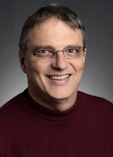 Professor Laurence Harris headshot