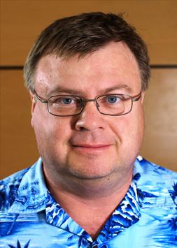 Professor Philip Johnson headshot