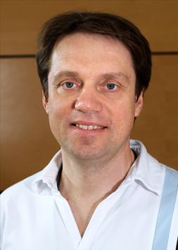 Professor Sergey Krylov headshot