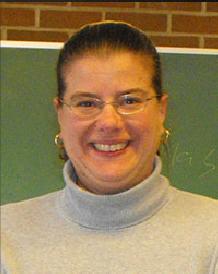 Professor Vivian Saridakis headshot