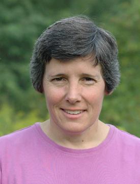 Graduate Program Director Bridget Stutchbury headshot