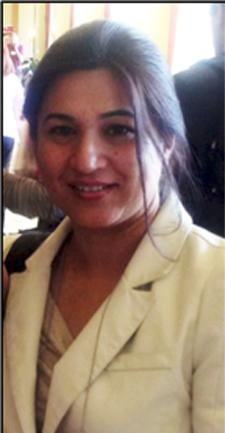 photo of Dr. Lubna Nadeem